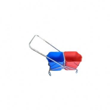 Διπλό Καρότσι Σφουγγαρίσματος
