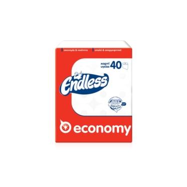 Χαρτί Υγείας Economy Gofre 40άδα 70gr