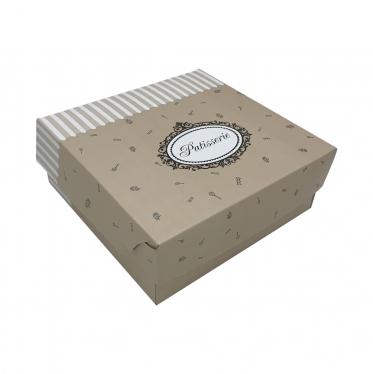 Κουτιά Ζαχαροπλαστείου με Εσωτερική Επένδυση