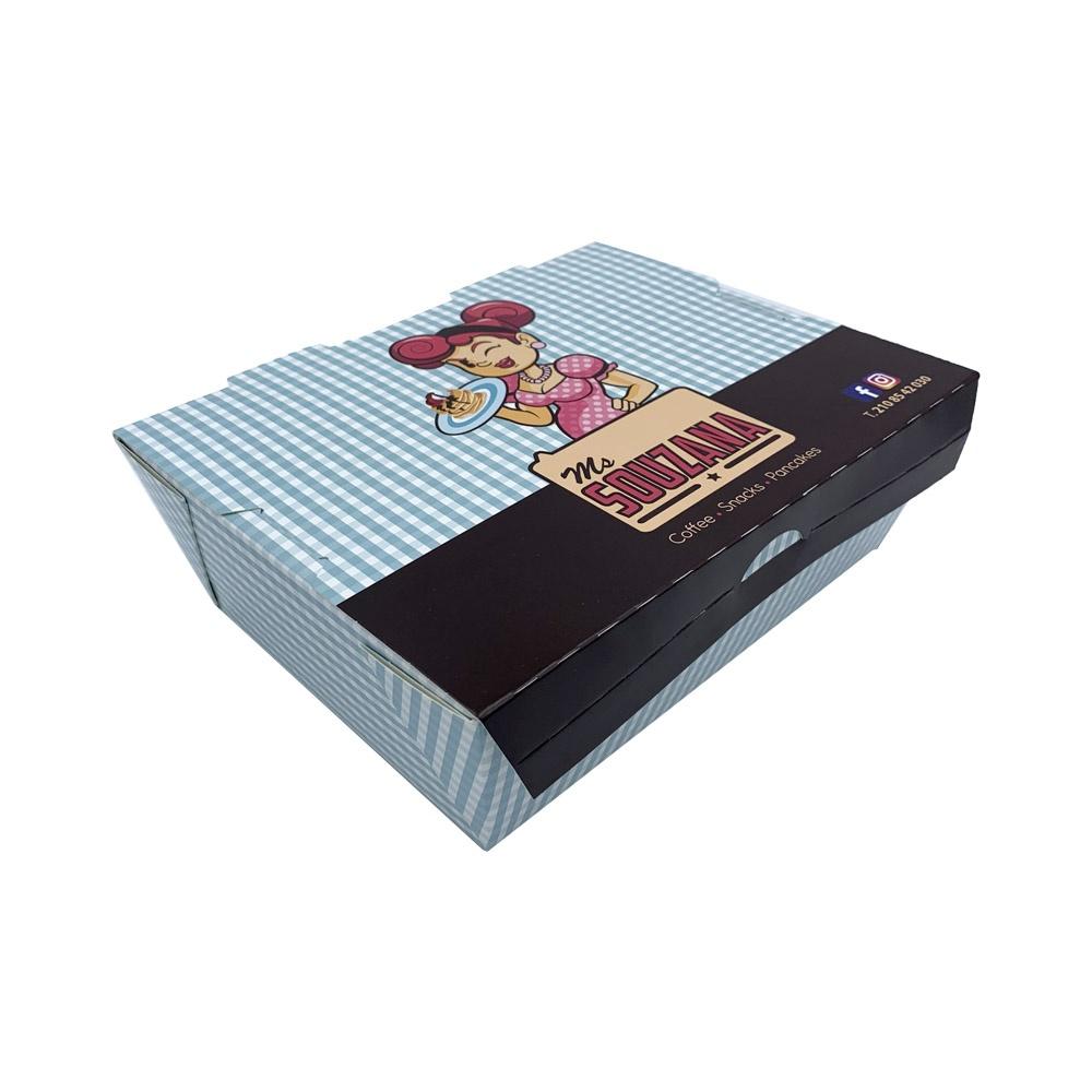 εκτυπωμένα αυτόματα κουτιά