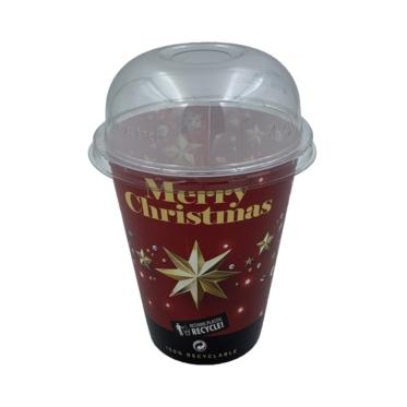 Χριστουγεννιάτικο Ποτήρι