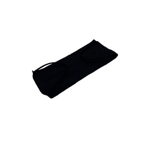 Μάσκα βαμβακερή απλή επαναχρησιμοποιούμενη ελαστική