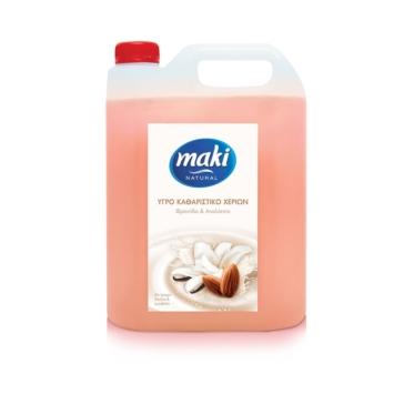 Υγρό Κρεμοσάπουνο Maki