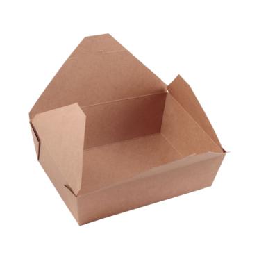 Κουτί Κραφτ Σαλάτας Deli Box