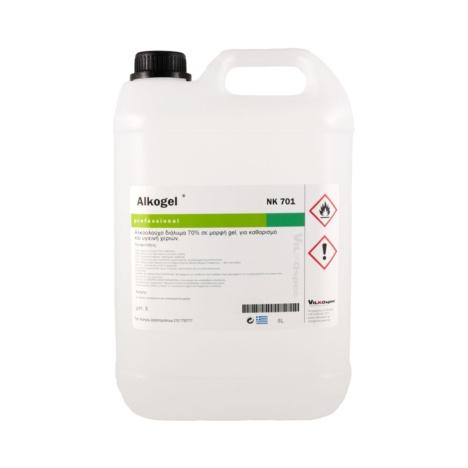 Alkogel Professional ΝΚ701