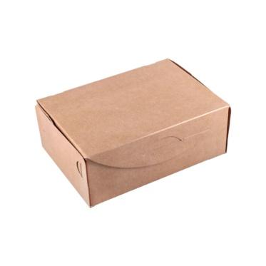Κουτί kraft Μερίδας Burger