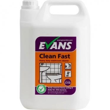 CLEAN FAST EVANS