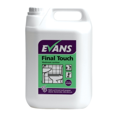 FINAL TOUCH EVANS