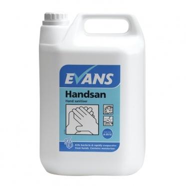 Απολυμαντικό Χεριών Handsan χονδρική