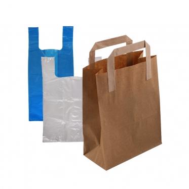 Σακούλες Μεταφοράς Τροφίμων
