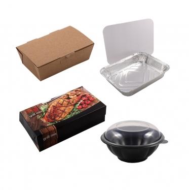 Συσκευασίες Φαγητού