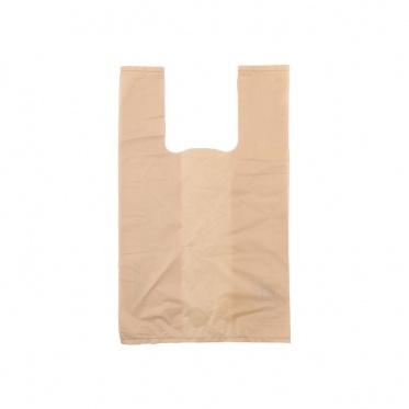 Σακούλα φανελάκι κρεμ κράφτ