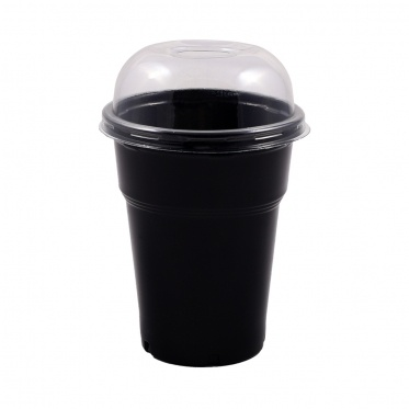 Πλαστικό Ποτήρι Μαύρο